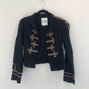 Vintage BB Dakota Military Blazer